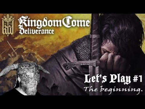 Kingdom Come Deliverance Let's Play #1