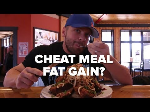 Preventing Fat Gain From Cheat Meals