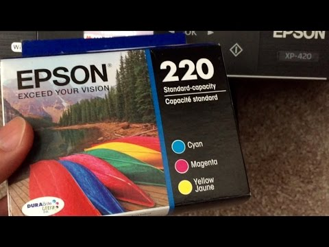 🏳️🌈Best Epson Printer Ink for Epson XP-420 for Printer Ink Cartridge 220 220XL