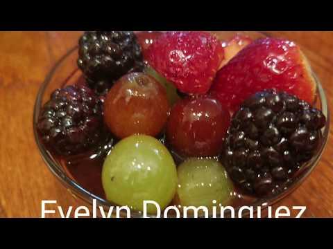 Frutas Frescas en Syrop de  Naranja (China )