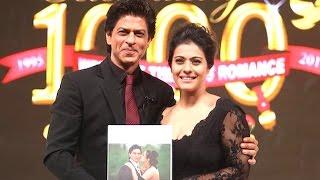 Shahrukh Khan And Kajol Celebrate 1000 Weeks Of Ddlj