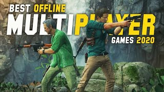 Top 15 Best Offline Multiplayer Games on Android & IOS 2020 | Play Offline With Lan Wifi