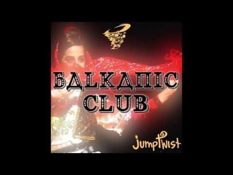 Violin Gymnastics Floor Music | Balkanic Club