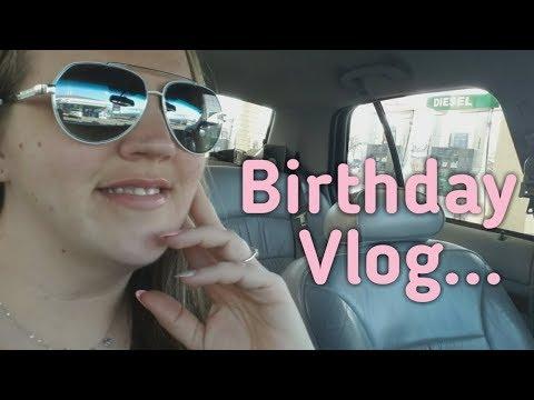 Birthday Vlog   No Kids!!!   2018   A mom's life with Becky