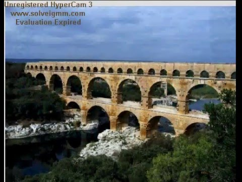 Seven Wonders of Ancient Rome Project - Aqueducts