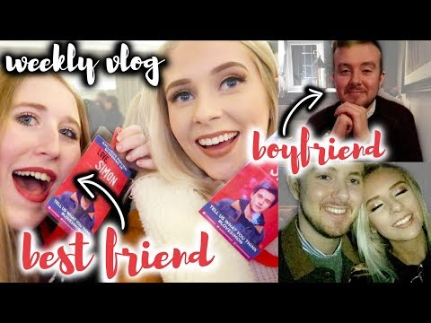 FILM PREMIERES, DATE NIGHT & PACK WITH ME! 💕Weekly #7