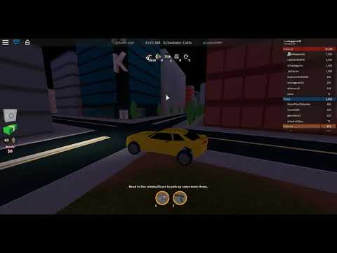 ROBLOX l PC l Jailbreak