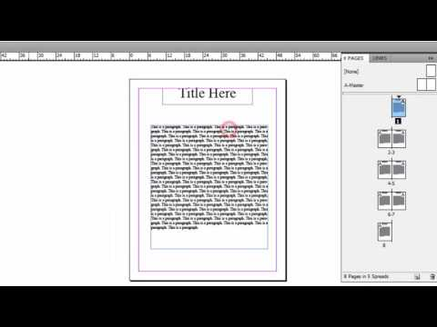 How to convert all texts to outline ( Indesign Tutorial )