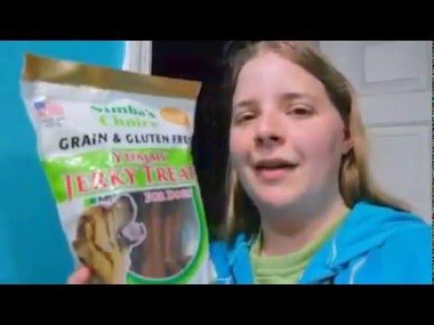 Healthy dog treats   Dog Beef Jerky