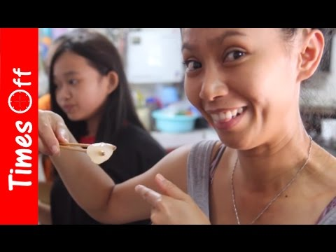 What a Weird and Bizarre Food || Ambuyat