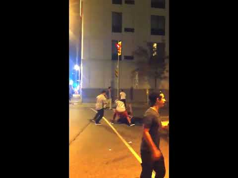 Ottawa Bar Fight