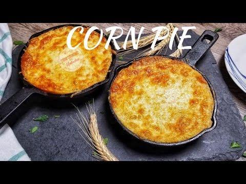 Corn Pie [ Savory ] - Episode 146