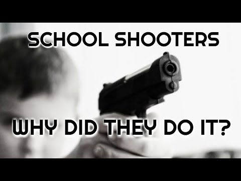 School Shooters (Understanding School Shooters and What To Do To Prevent School Shootings)