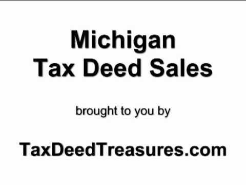 Michigan Tax Deed Sales.mp4