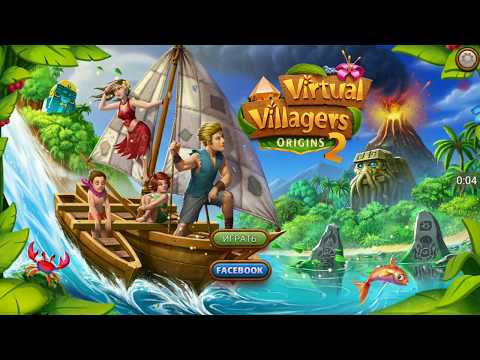 Virtual Villagers Origins 2 [HACK See in Description]