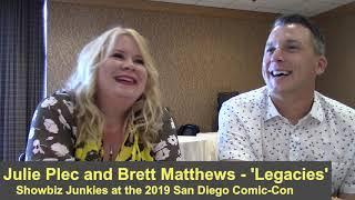 7 7 MB] Download Legacies - Julie Plec and Brett Matthews
