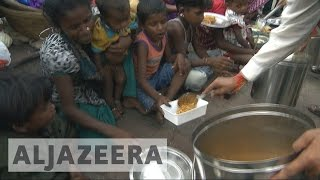 India: Using leftovers to feed the hungry in Mumbai