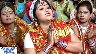 जग में अमर बा - Jag Me Amar Ba Thawe Dham   Jhula Lagal Devi Mai Ke   Anu Dubey   Devi Geet