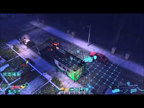 XCOM ENEMY UNKNOWN SECTION 2 MUTON CAPTURED