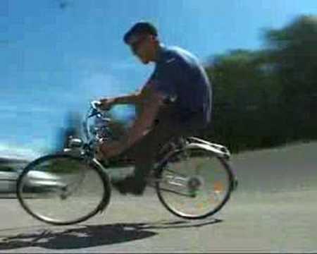 swingbike attack