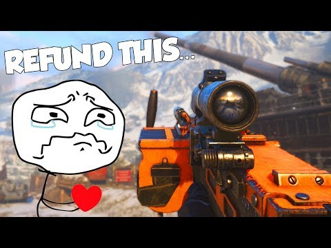 i want to refund this NEW DLC WEAPON... - COD WW2 DLC WEAPONS