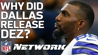 Why Did the Cowboys Release Dez Bryant & Not Offer a Pay Cut? | NFL Network