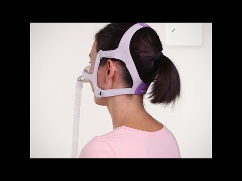 AirFit N20 For Her CPAP Mask - Haircare Tips