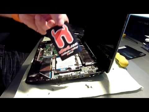 Asus Eee PC 1215B RAM und HDD Upgrade Hilfe