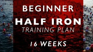 Ironman 70.3 Training for Beginners
