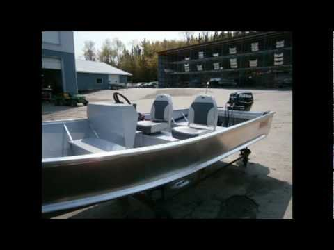 Naden Aluminum Boats - How to Hand Craft