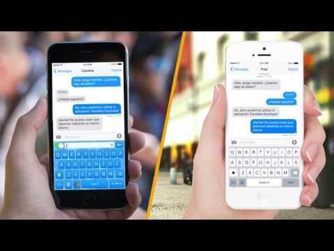 Translate Keyboard - A native translator keyboard for iOS 8 with beautiful color themes