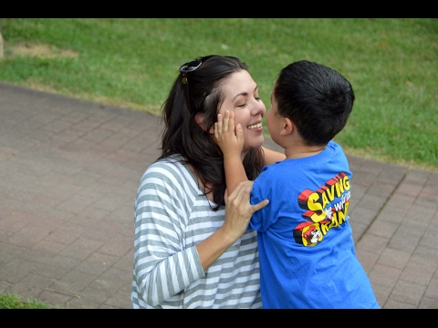 Autism Symptoms and Behaviors - Home Video