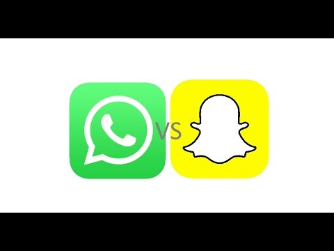 WhatsApp vs Snapchat: which is the best?