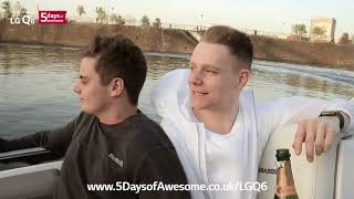 LG Q6 | 5 Days of Awesome | Jack from Glasgow University