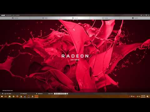 AMD Graphics card Fan - How to manually Setup Fan Speed on AMD driver Crimson ReLive Edition