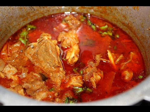 Mutton Curry For Beginners | Easy way to Cook Mutton | Mutton in Cooker