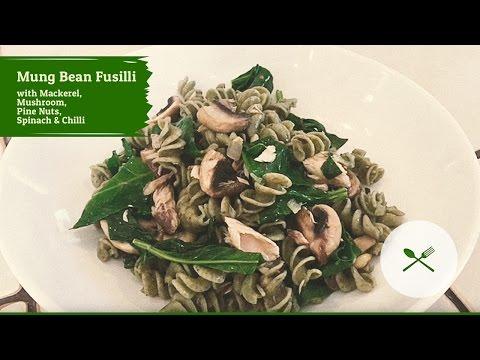 Mungbean Fusilli - Really Healthy Pasta