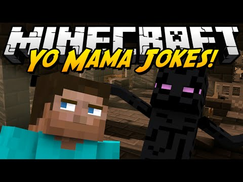 TOP 10 MINECRAFT YO MAMA JOKES!