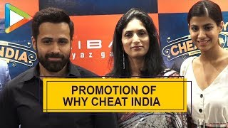Emraan Hashmi & Shreya Dhanwanthary Hosted a Media Event for