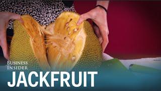 We Tried Jackfruit The Huge Tree Fruit That Supposedly Tastes Like Pu