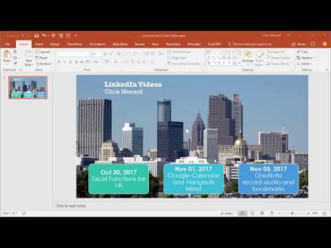 PowerPoint - make all images the same size at once by Chris Menard