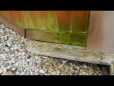 Anti moss, green algae removal and woodworm killer from #decking, #patio and wood boards