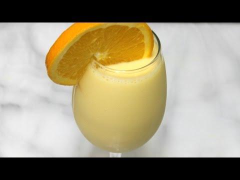 Creamy Orange Juice