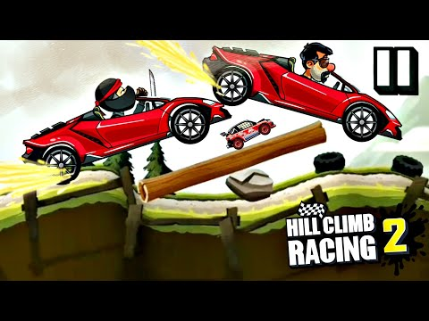 Hill Climb Racing 2 | Daily Challenges | Gameplay