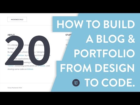 Create Projects - How to build a blog & portfolio with Rails 4