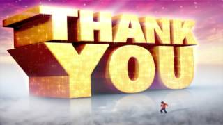 Blu-ray Thank You Bumper