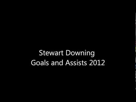 Stewart Downing 2011/2012 Goals and Assists HD