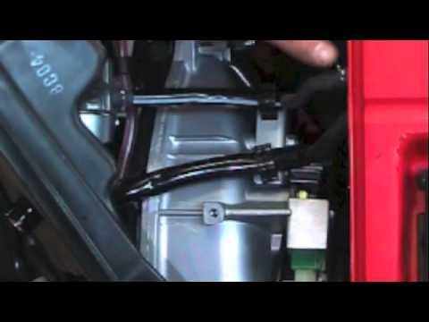 Honda EU2000i Fuel Filter Cleaning