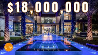 Does This EPIC Florida Mansion Take Luxury to the NEXT LEVEL? $18M