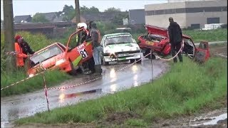 Rally van Staden 2017 CRASHES and MISTAKES